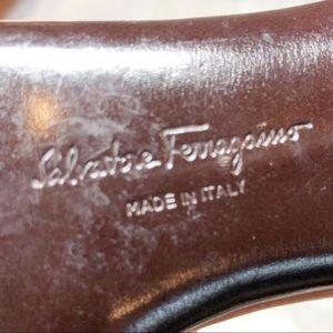 Salvatore Ferragamo Shoes - SALVATORE FERRAGAMO strappy stiletto sandal 8.5